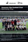Swansea City FC Community Trust brochure